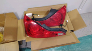 G37 Coupe 2010, Tail light, Lumiere frein