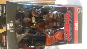 Marvel Legends Deadpool/Sasquatch