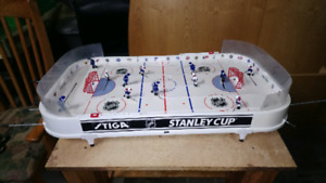 NHL Stanley Cup Table Top Hockey Game