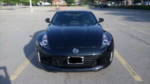 2018 Nissan 370Z Touring Sport Coupe (2 door)
