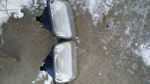 Marker lights and fog lights 2003-2007 chevy truck