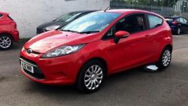 2012 Ford Fiesta 1.25 Edge 3dr Manual Petrol Hatchback
