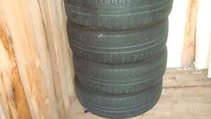 16 in Mags/Rims with summer tires West Island Greater Montréal image 2