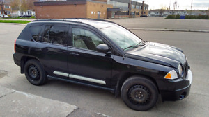 Jeep Compass édition limited