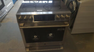 GE Cafe Induction Stove