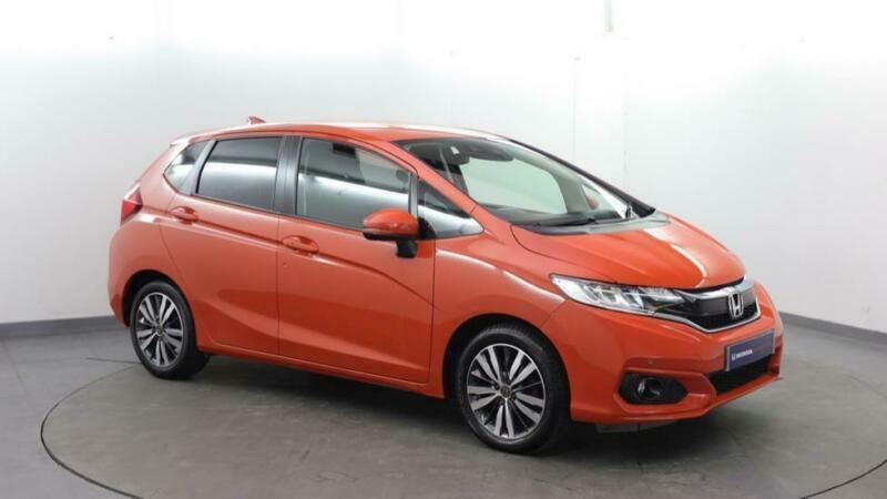 2018 Honda Jazz 1.3 i-VTEC EX Navi Hatchback 5dr Petrol CVT (s/s) (102 ps) Hatch