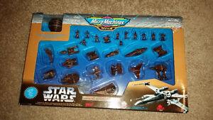 Micro Machines Star Wars Collectors Gift Set 1995