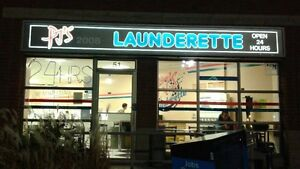 Luigis Pizzeria and Pj's Laundromat London Ontario image 3