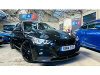 2014 BMW 3 Series 2.0 325d M Sport (s/s) 4dr Saloon Diesel Manual