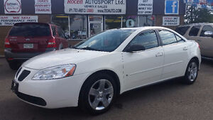 CERTIFIED 2008 PONTIAC G6 - SUNROOF - AUTO & MORE! - IN YORKTON