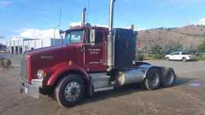 FOR SALE 1993 KENWORTH WITH SLEEPER
