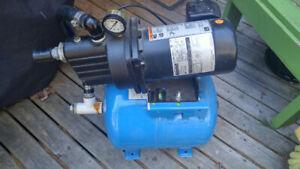 Mastercraft Jet Pump and Pressure Tank $100 OBO