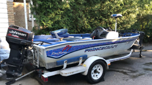 1996 PRINCECRAFT PRO SERIES 177 $8500.00 OR BEST OFFER