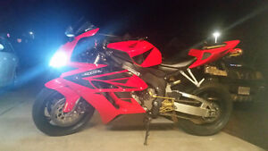 Mint condition fireblade