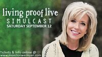 LIVING PROOF LIVE SIMULCAST with BETH MOORE SEPT 12