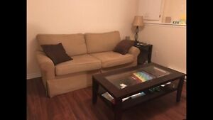 3 piece couch, love seat, chair and a half  St. John's Newfoundland image 1