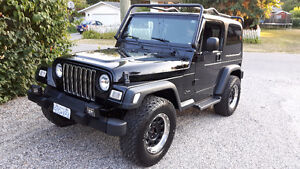 2005 Jeep TJ Convertible