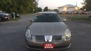 NISSAN MAXIMA *** FULLY LOADED *** SALE PRICED $4495 Peterborough Peterborough Area image 2