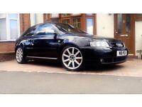 2002 Audi S3 BAM 225BHP 67,000 GENUINE LOW MILEAGE!!! CAMBELT & WATERPUMP DONE!!