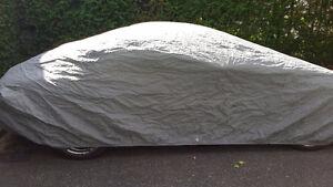 Toile protection Porsche Intérieur car cover