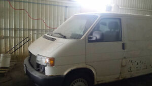 1997 Volkswagen EuroVan 4 door Other