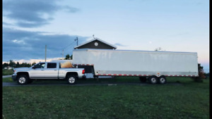 Remorque Fermé 38' Idéal Cargo Fiftwheel 2012