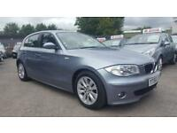 BMW 1 SERIES 2.0 120D SE AUTOMATIC 5 DOOR 2007 / FULL SERVICE HISTORY / 2 KEYS