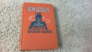 ROY ROGERS and the GHOST OF MYSTERY RANCHO