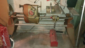 Shopsmith Woodworking machine / Banc  scie multiple fonction