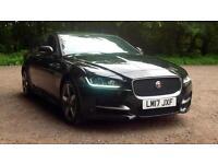 2017 Jaguar XE 180 Diesel R Sport Automatic Diesel Saloon