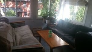 WINTER SUBLET - Beautiful cozy aparment beside Rideau Canal