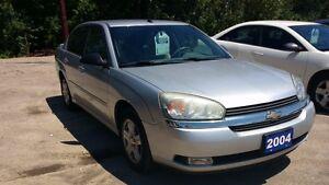 2004 Chevrolet Malibu LT Sedan $2995 Certified and etested