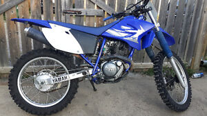 Yamaha ttr230 in very good condition electric start