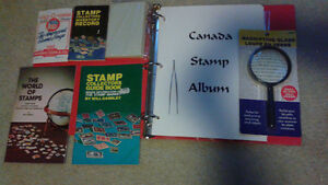 Canada Stamp Collecting Kit