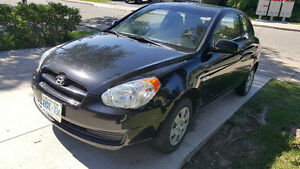 2010 Hyundai Accent GL Hatchback
