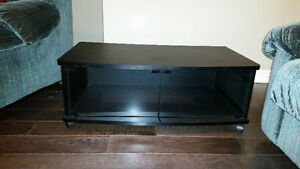 2 Brand New Heavy-Duty TV Stands