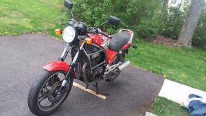 1988 Honda CB 450 S
