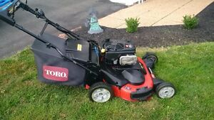 """Toro 30"""" Time Master Lawn Mower Lawnmower (Personal Pace)"""