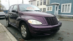 2005 Chrysler PT Cruiser with NEW Winter Tires - LADY Driven