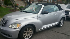 2006 Chrysler PT Cruiser convertible Convertible