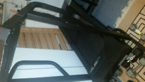 Workout Machine and Treadmill