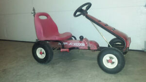 Radio Flyer petal car for sale