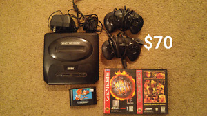 Sega Genesis / Master System / Game Gear Systems and Accessories