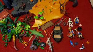 Playmobil Pirates Island