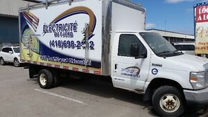 2011 Ford Camionnette