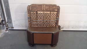 Vintage Armstrong gas space heater