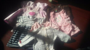 Summer baby dresses NB to 3 months