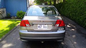 2005 Honda Civic Berline