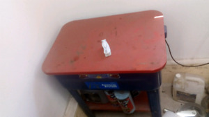 20 Gallon Parts Washer - with Varsol
