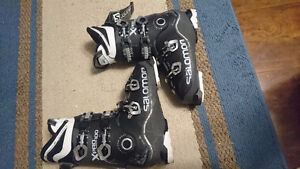 Solomon Xpro 100 ski boots size 29 Great Condition, used for 1 s